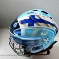 Аерография, Airbrush hockey Helmet